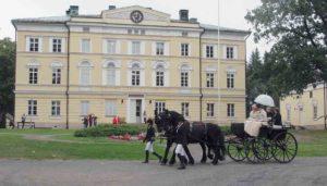 Suomen vaunuseuran Christine Furuhjelm 2018