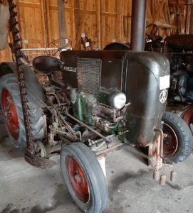 Munktells-traktori